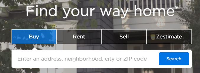 Zillow Find Your Way Home
