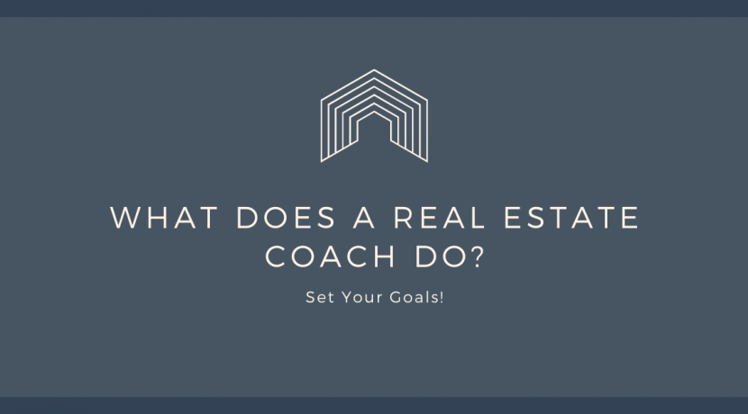 Real Estate Coach